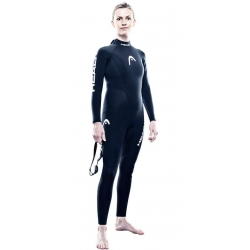 Plavecký Neopren HEAD BREASTROKE 12  3.2.2  LADY - Triatlon