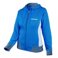 Bunda HEAD TEAM FLEECE ZIPPER LADY